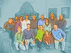 painted image of SBMM staff