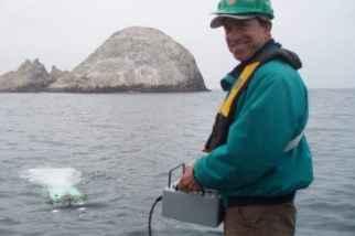 Photo of ocean exploration