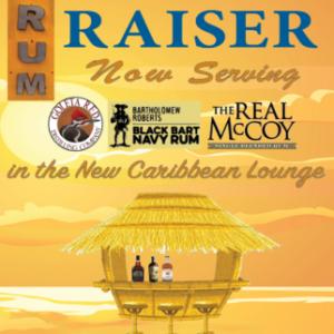 Rum Raiser ad