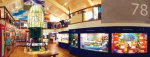 Santa Barbara Maritime Museum Exhibits