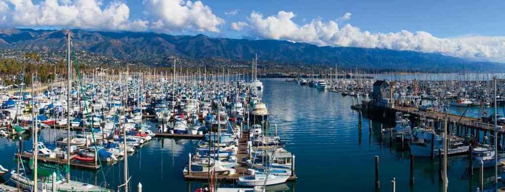 Santa Barbara Harbor Views
