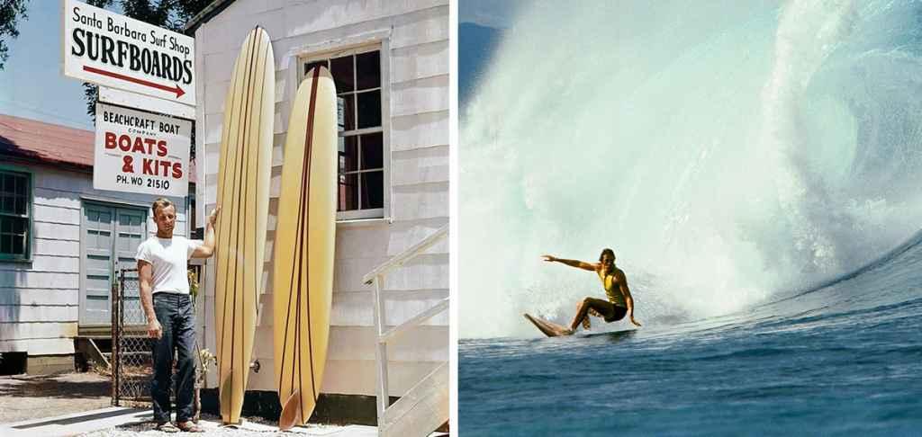 Legendary Surfers Banner