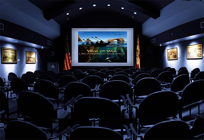 Santa Barbara Meeting Room Rental at the Maritime Museum