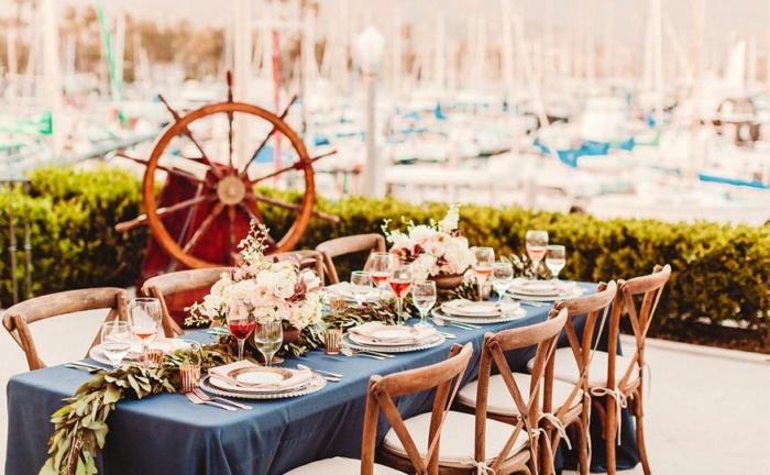 Private Event Venue Overlooking the Santa Barbara Harbor