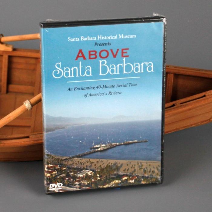 Above Santa Barbara DVD