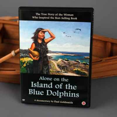Alone on the Island DVD