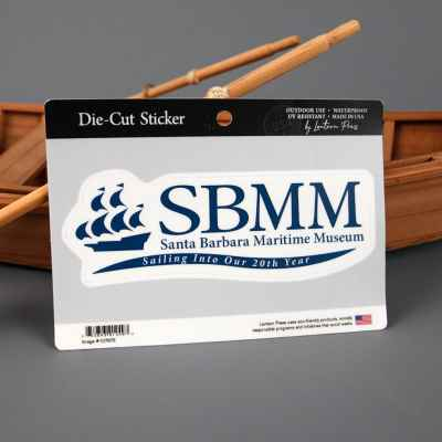 SBMM 20th Anniversary Sticker
