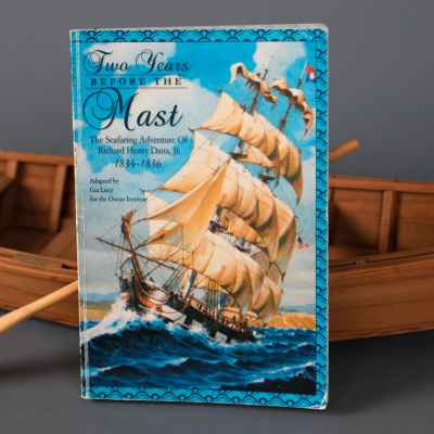 Two Years Before the Mast (Adapted By Ocean Institute) Paperback