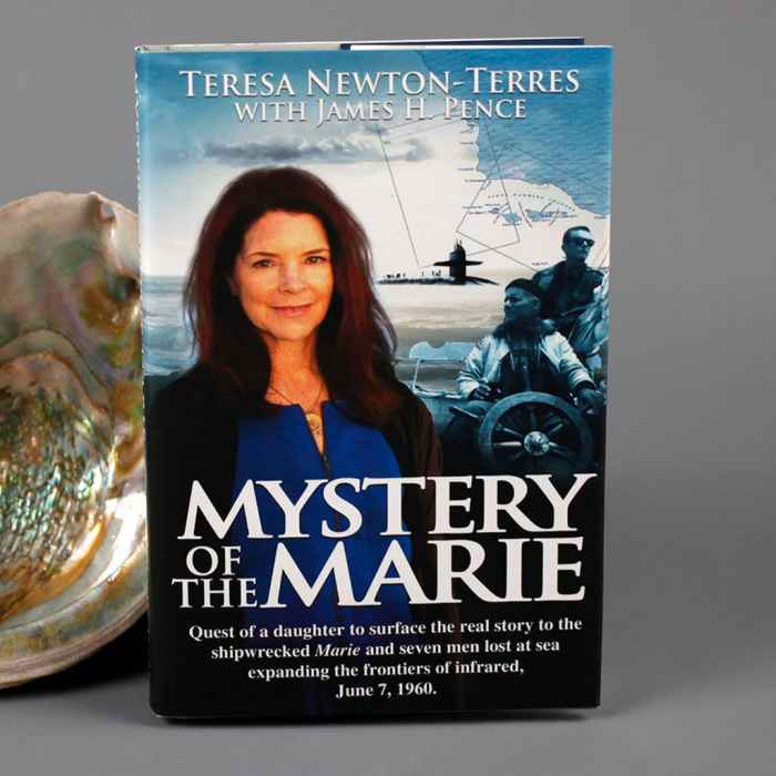 Mystery of the Marie Hard Cover