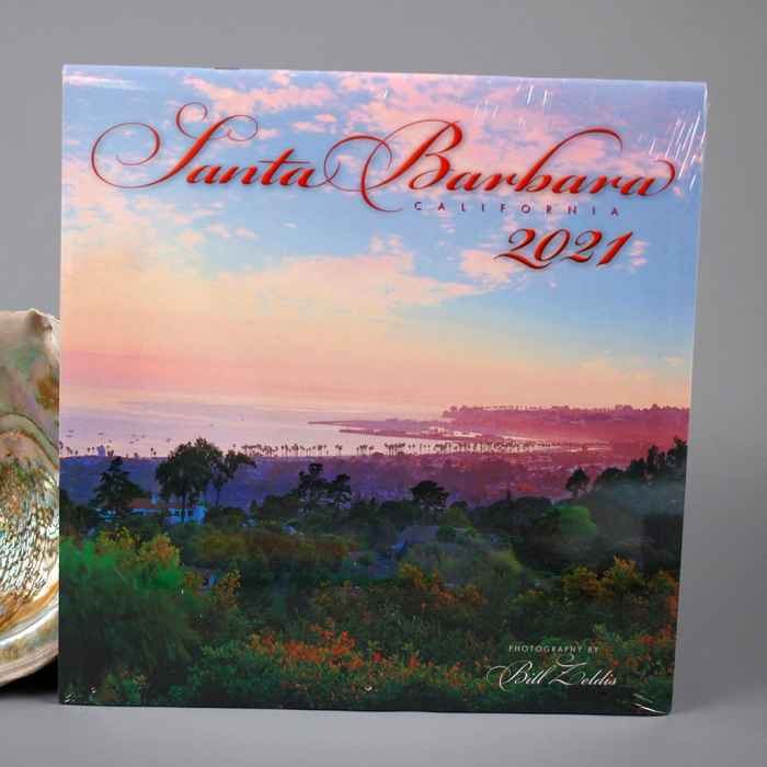 2021 Santa Barbara Calendar