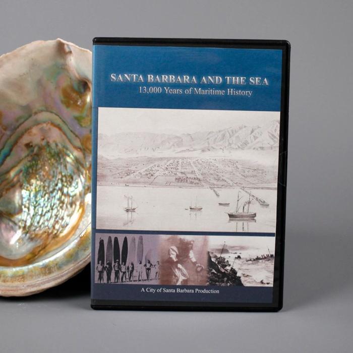 Santa Barbara and the Sea DVD