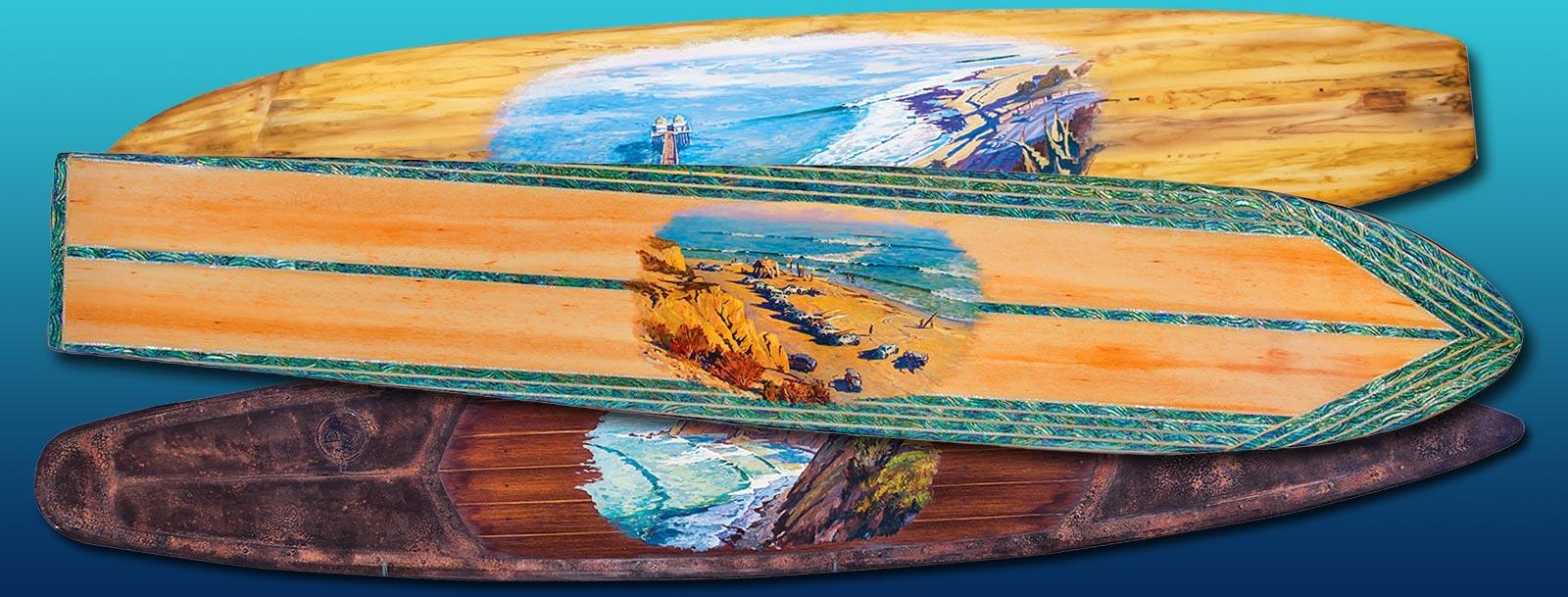 Homepage Slide 3 – Surfboard Craft & Evolution