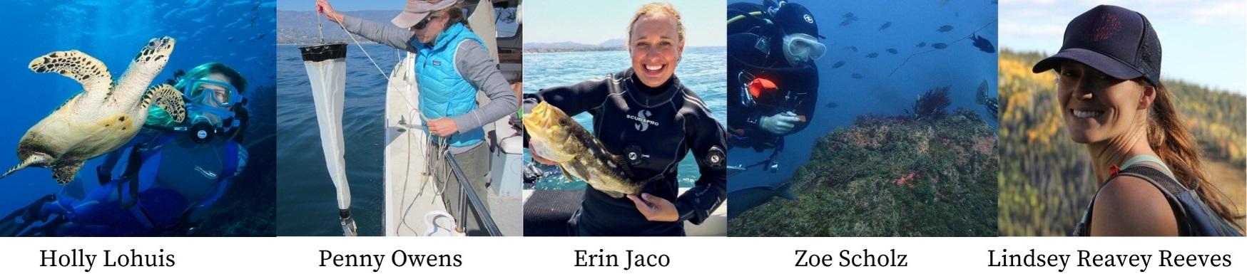 Santa Barbara Girls in Ocean Science